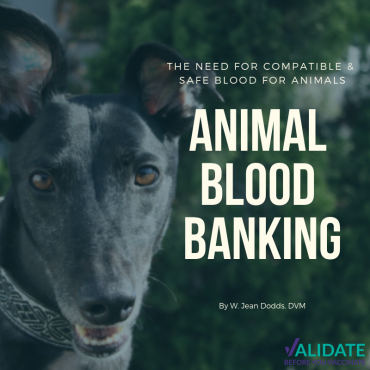 Animal Blood Banking