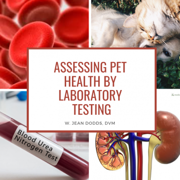Assessing Pet Health by Laboratory Testing