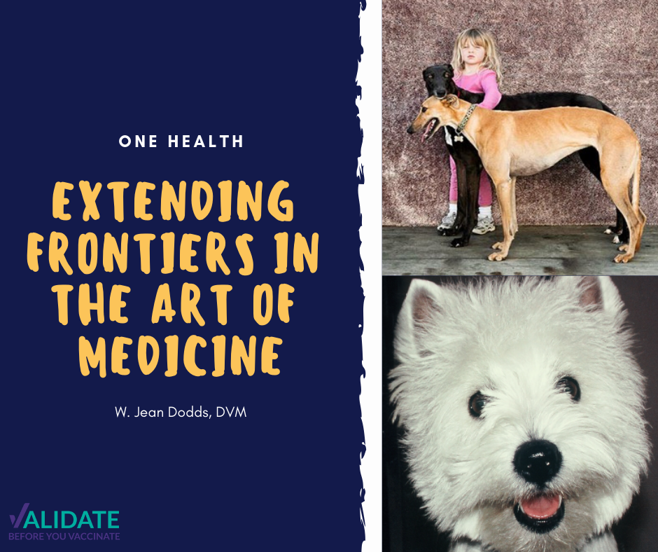 One Health: Extending Frontiers in the Art of Medicine
