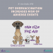 Pet Overvaccination Increases Risk of Adverse Events