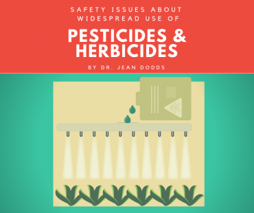 Safety Issues About Widespread Use of Pesticides & Herbicides