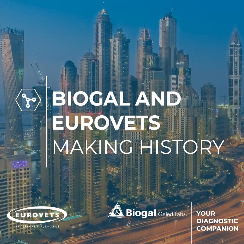 Biogal and Eurovets Making History