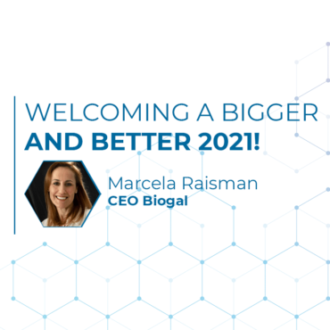Welcoming a Bigger and Better 2021!