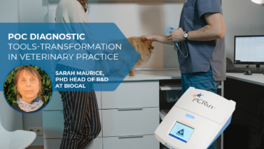 Point-of-Care Diagnostic Tools-Transformation in Veterinary Practice