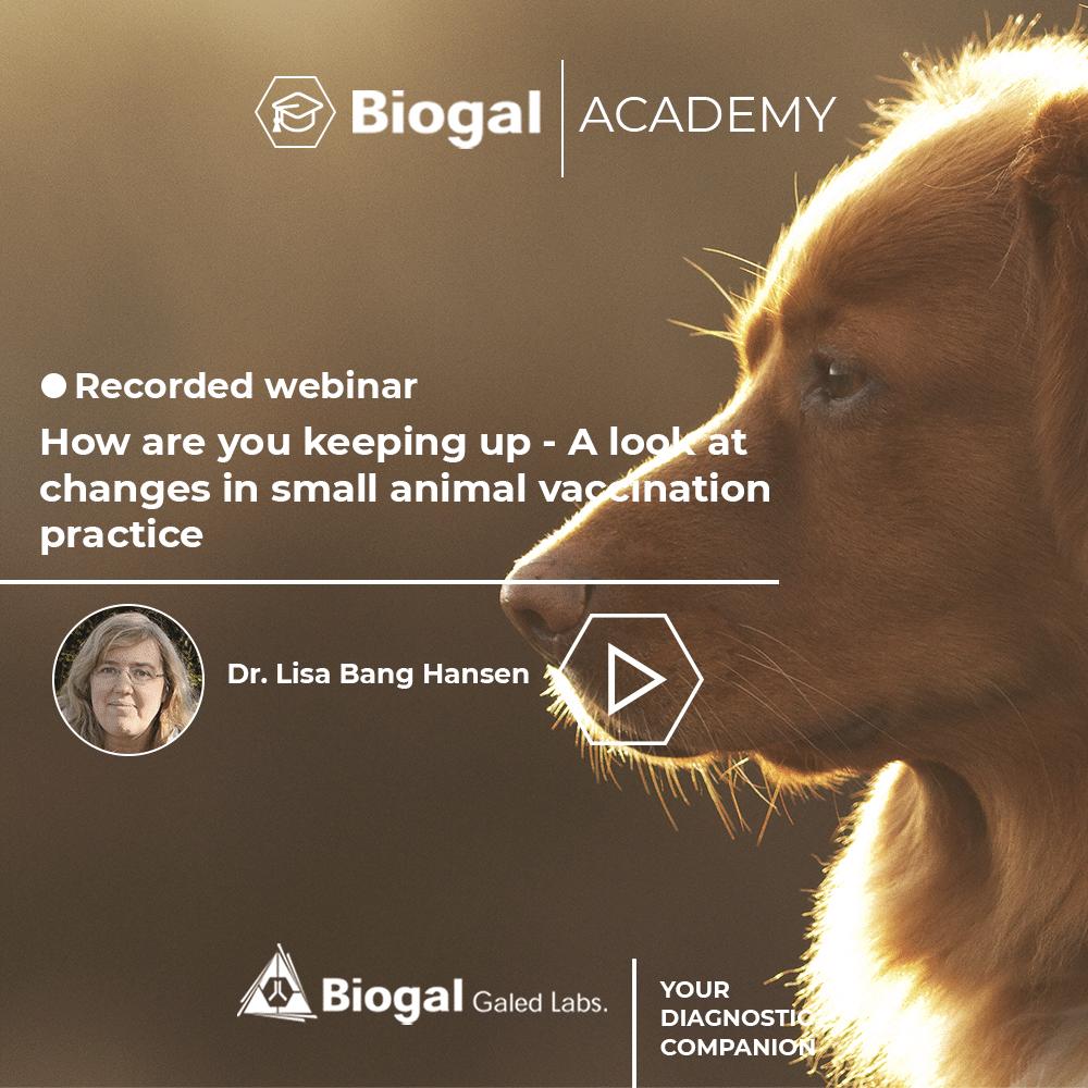 Biogal Academy Dr. Lise Hansen